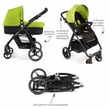 Chic 4 Baby Volare 2 in 1 babakocsi