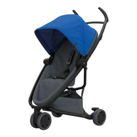 Quinny Zapp Flex multifunkciós babakocsi, blue on graphite