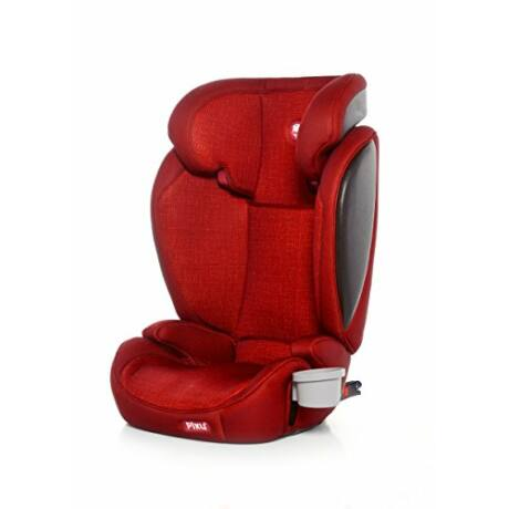 Piku Kliku Fix ISOFIX-es gyerekülés 15-36 kg, red