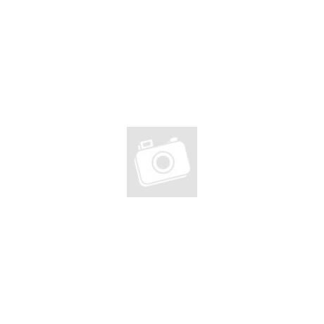 KidKraft® kerek rejtett rárolós asztal székekkel, szürke-fehér